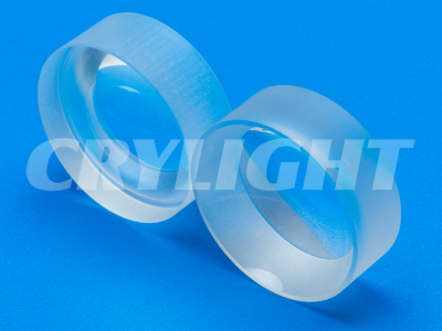 Plano Concave Lens - CaF2