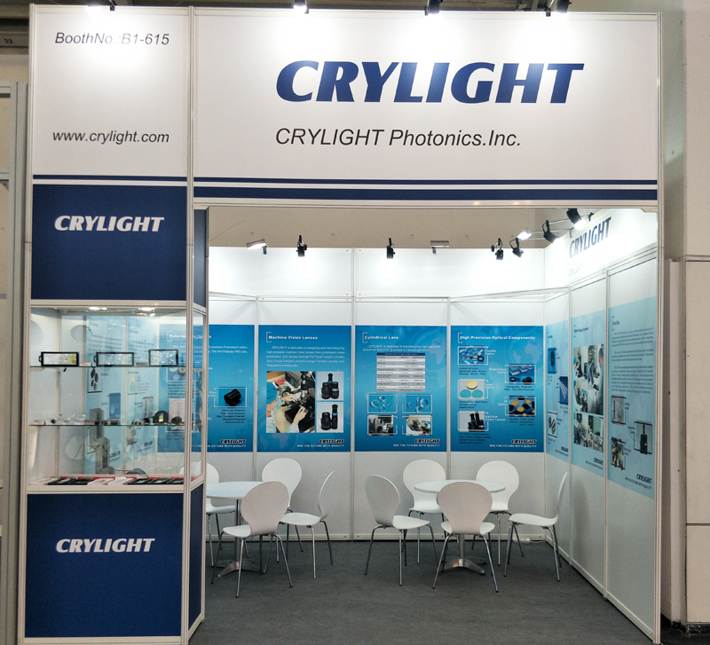 CRYLIGHT succeed in LASER World of PHOTONICS 2019 in Munich