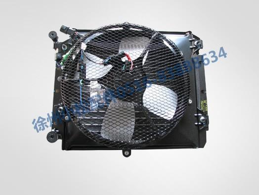PC220-6冷凝器2