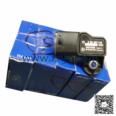 沃尔沃挖掘机增压压力传感器