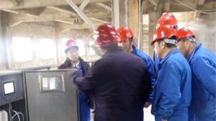 白银西北铅锌厂现场图片