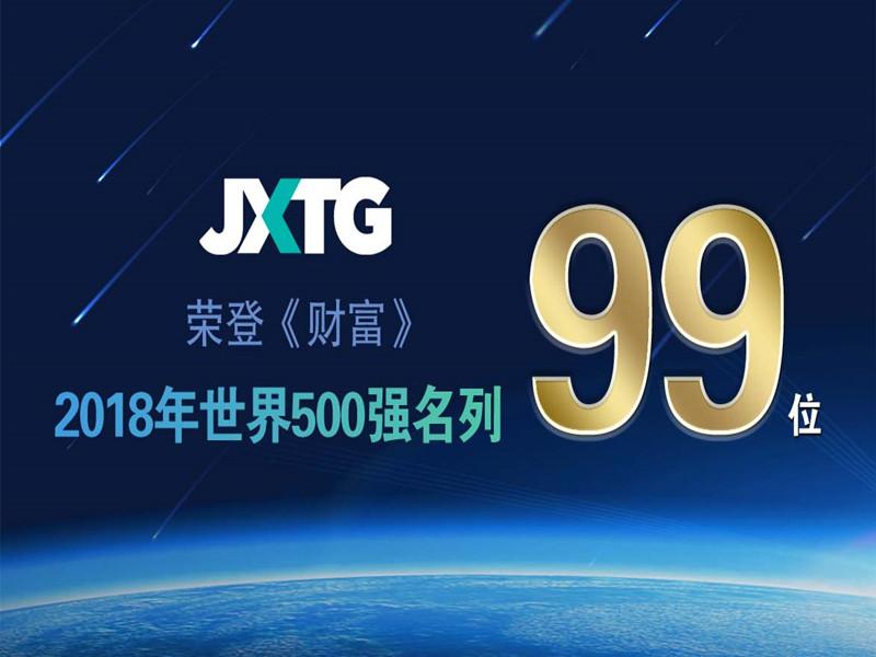 JXTG控股荣登2018年《财富》世界五百强第99位!