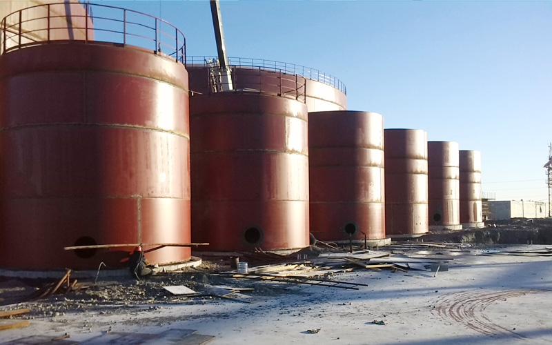 新疆宝塔石化公司800万吨重油制芳香烃污水处理项目