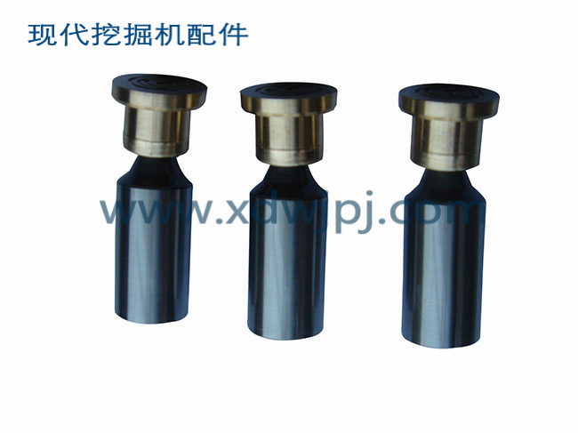 现代液压泵柱塞