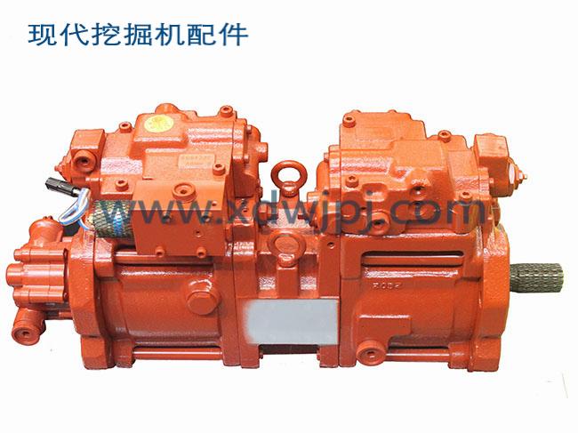 现代液压大泵