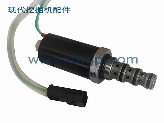 现代液压大泵电磁阀