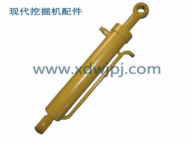 现代中臂油缸硬管