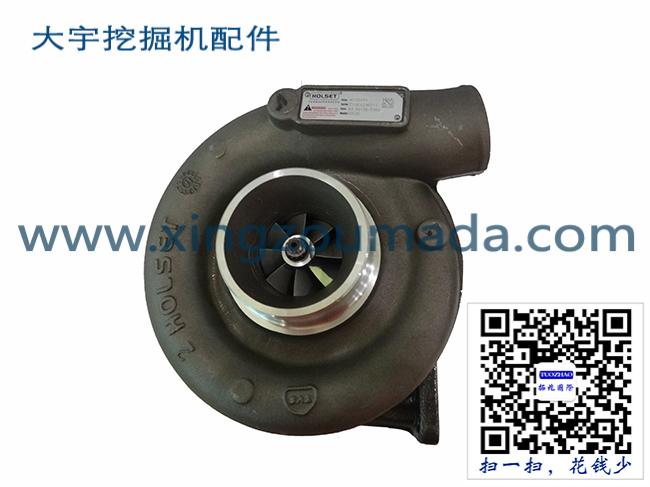 斗山220-7的增压器