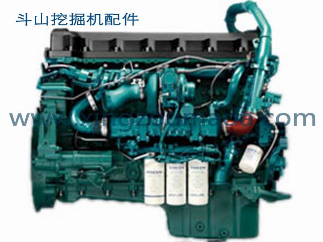 斗山沃尔沃D13发动机总成