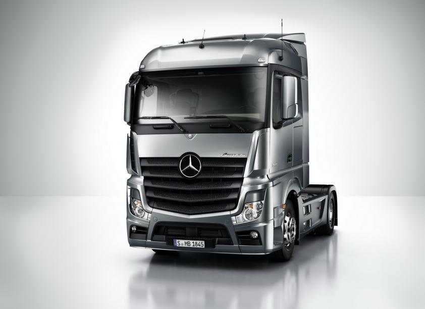 奔驰2646配件 奔驰2646卡车干燥罐总成 阿克托斯配件