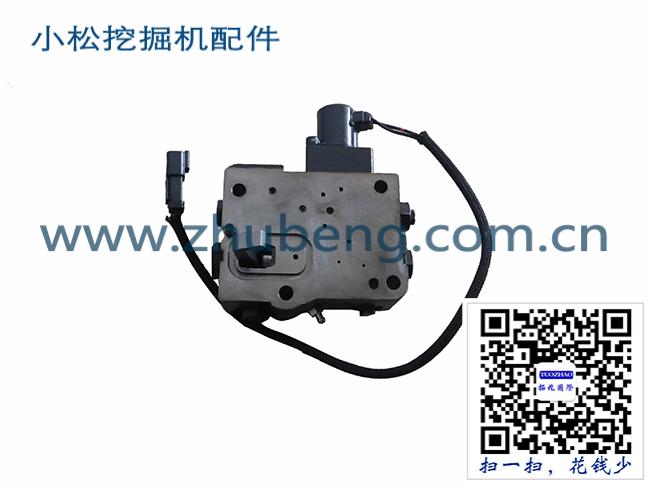小松液压泵调节器图片