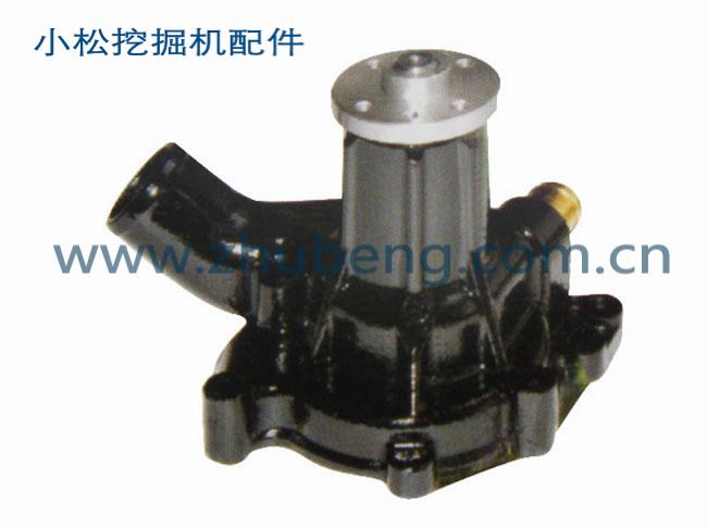 小松发动机水泵
