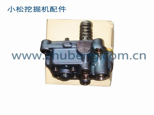 小松柴油泵泵头