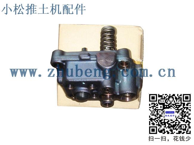 小松推土机柴油泵泵头