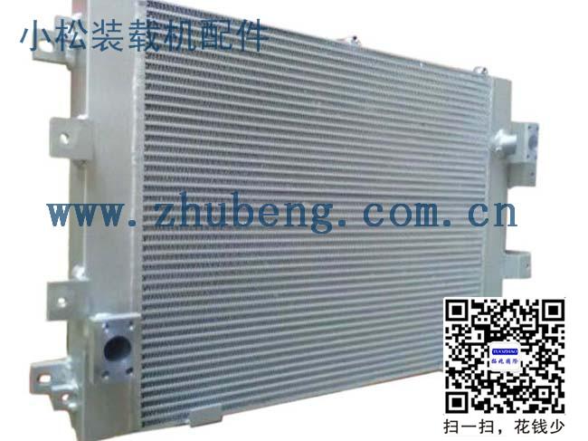 小松装载机液压油散热器