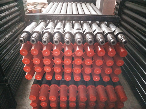 50 External thickened single layer pipe – external thread