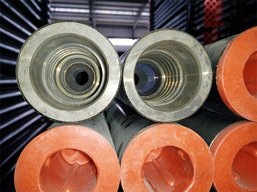 50 External thickened single layer pipe – internal thread