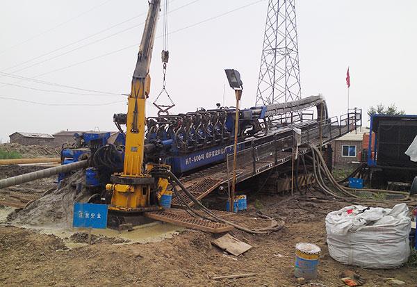 山东岱峰管道工程有限公司