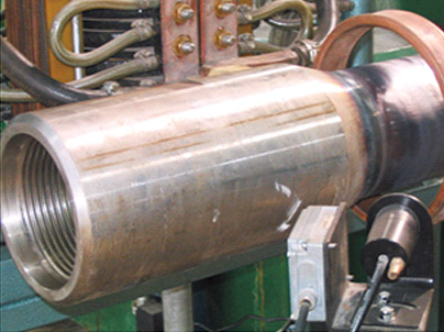 Pipe tempering