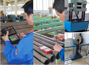 Overall flaw detection