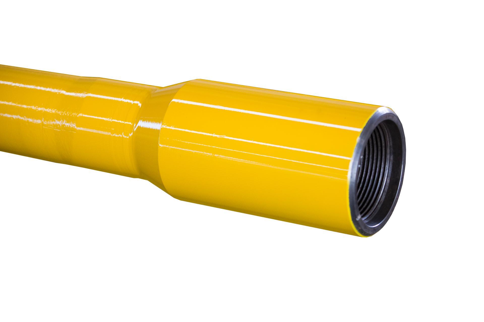 Petroleum drill pipe