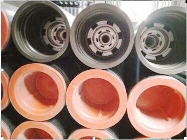 Rotary jet grouting drill pipe