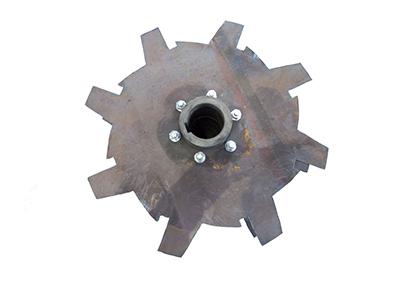 煤粉机叶轮体