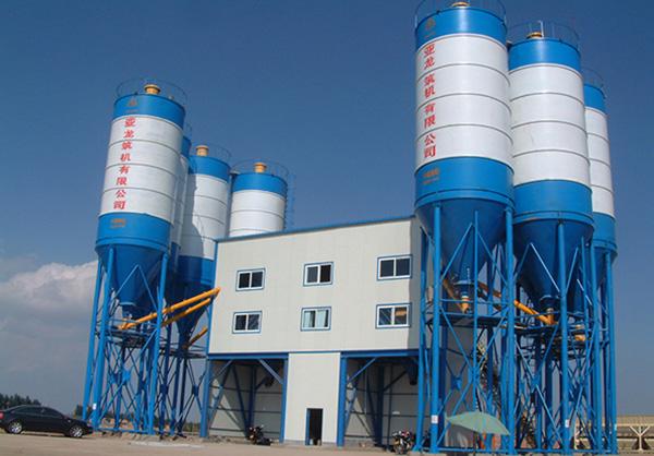HZS系列水泥混凝土搅拌设备