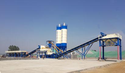WBC系列穩定土廠拌設備