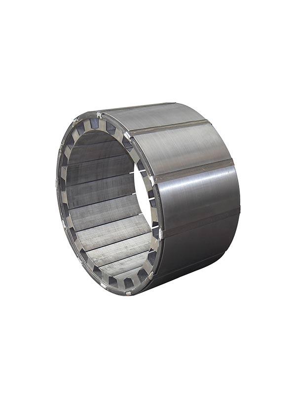 永磁系列定子铁芯