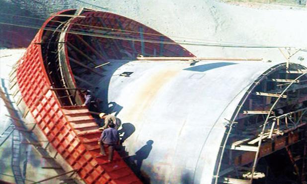 隧道成套施工设备