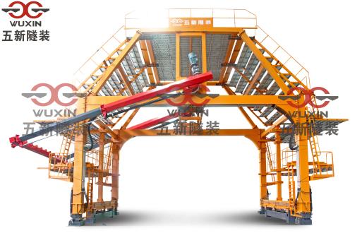 防水板/钢筋作业台车