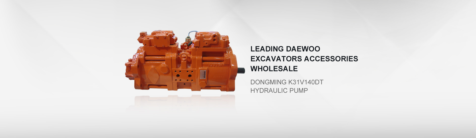 Dongming K3V140DT hydraulic pump