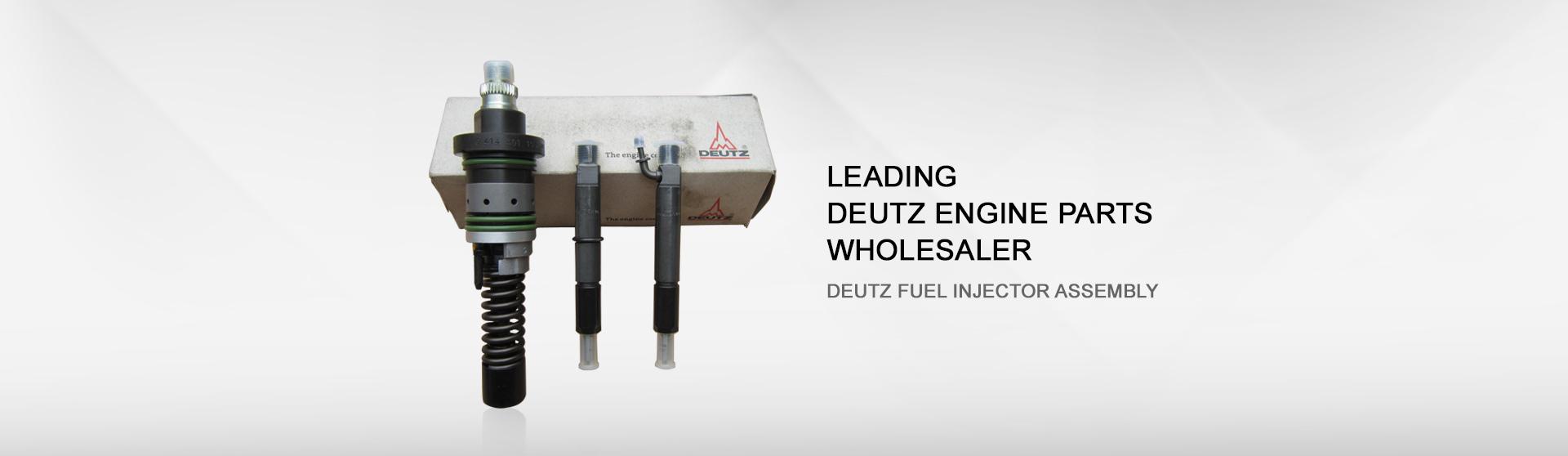 DEUTZ fuel injector assembly