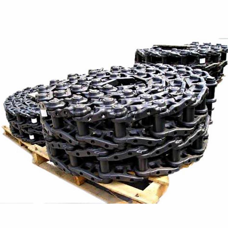 沃尔沃挖机配件 沃尔沃55链条 沃尔沃55链轨 沃尔沃55链板