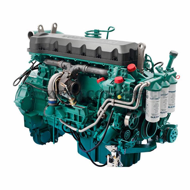 沃尔沃装载机配件 沃尔沃L330发动机总成 沃尔沃L330柴油发动机总成