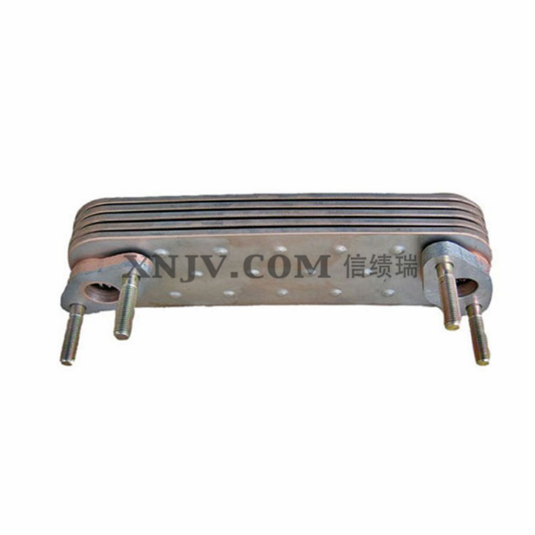 沃尔沃发电机组配件 沃尔沃TAD1353GE机油散热器 沃尔沃TAD1353GE机油冷却器